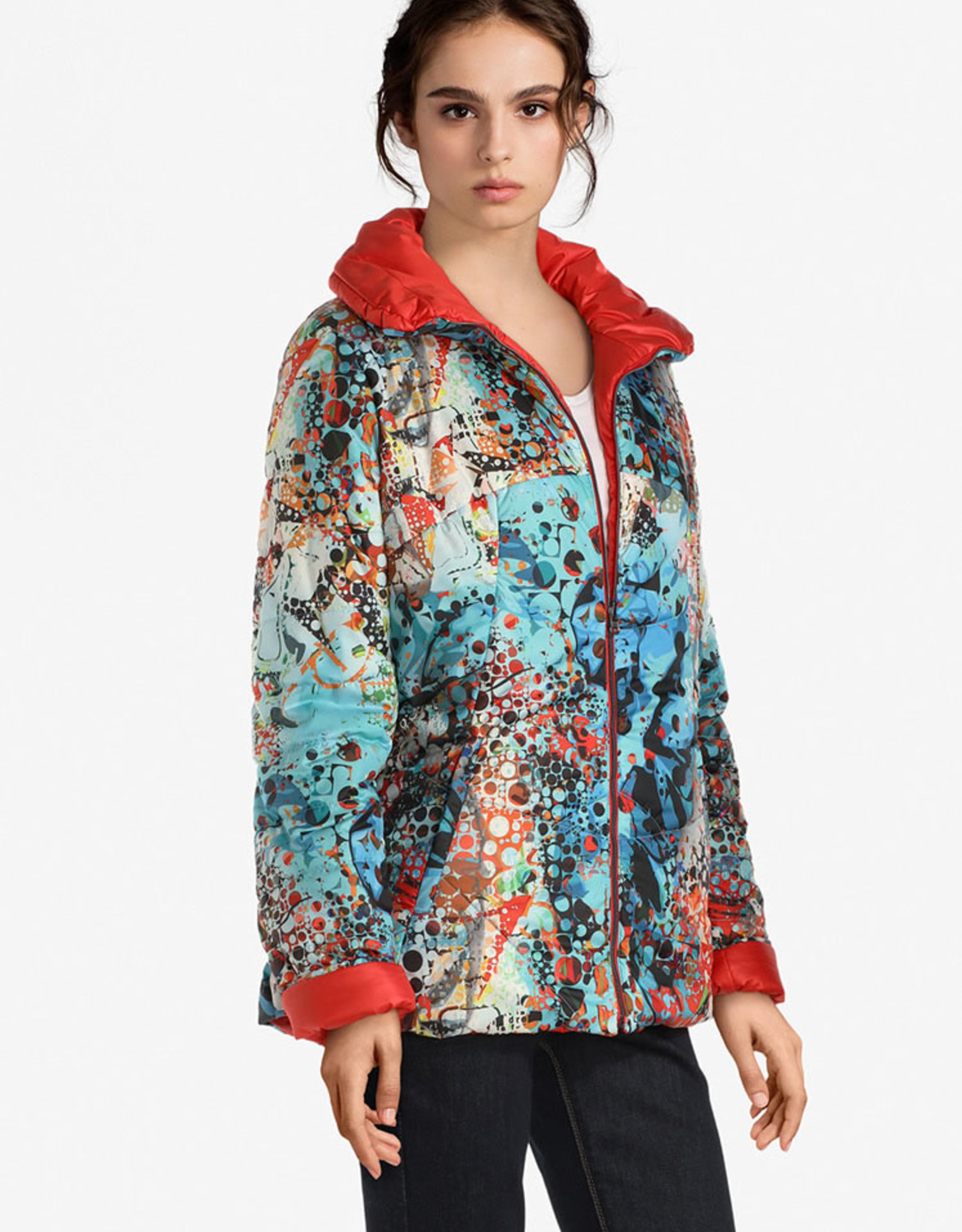 Aventures des Toiles Puffer Jacket