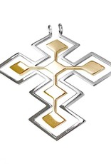 Louven DIAMOND CROSS SET