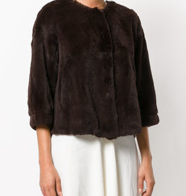 Twin Set Fur Coat