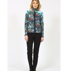 Aventures des Toiles Reversible Laminated Jacket