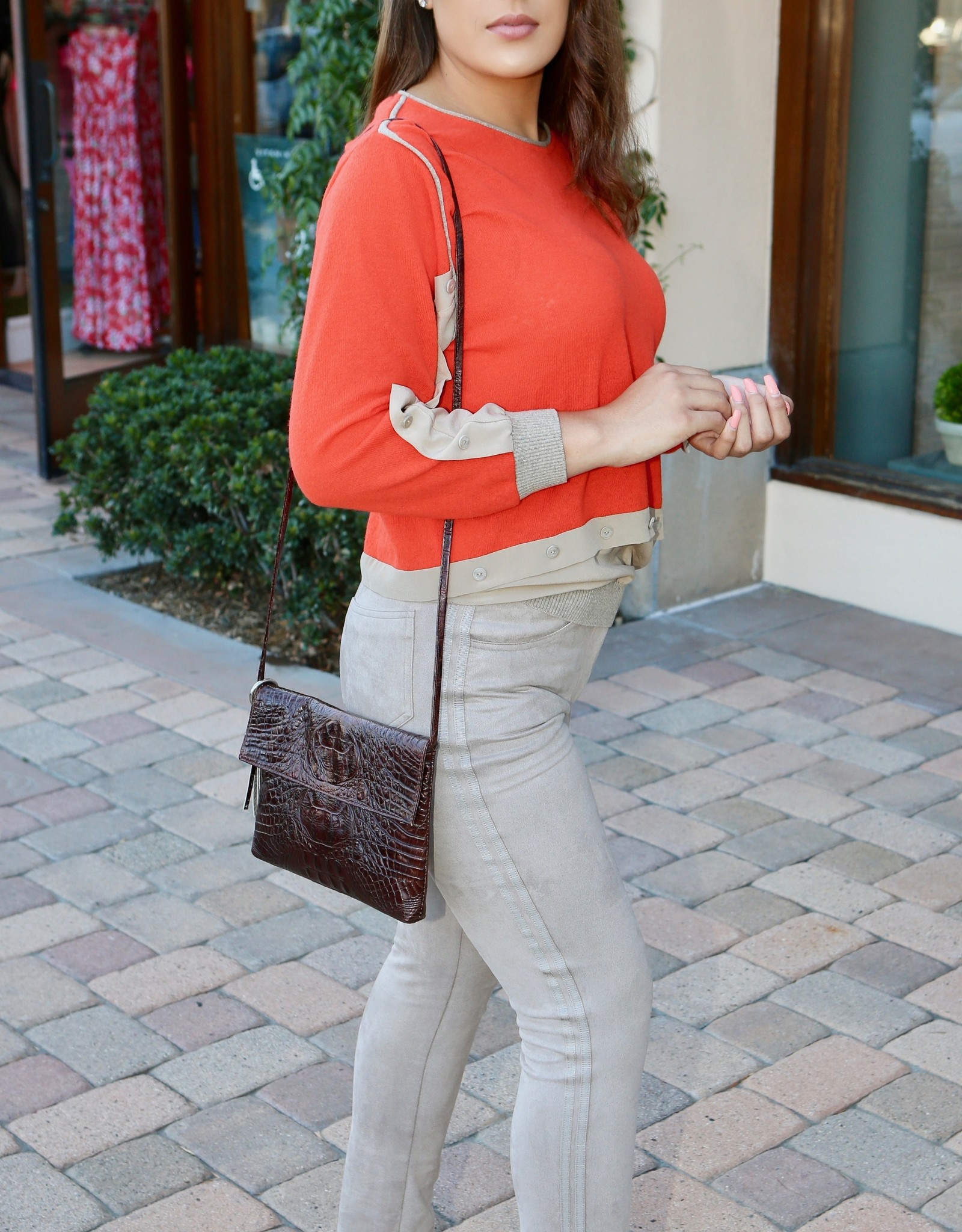 Tricot Chic Pant