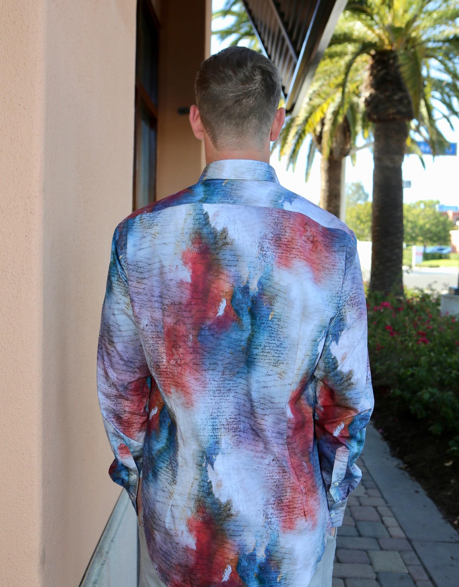 Alex Ingh Sandro CUSTOM Shirt
