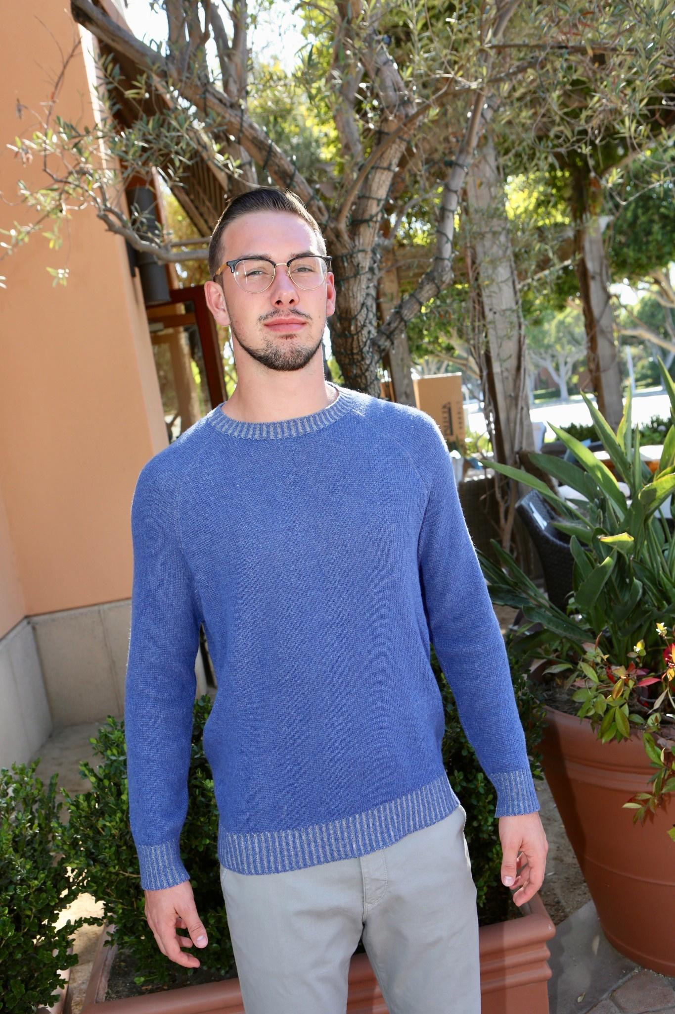 Benson LS Merino Sweater