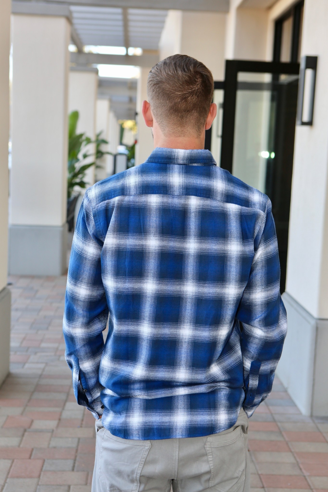 Georg Roth Long Sleeve Flannel