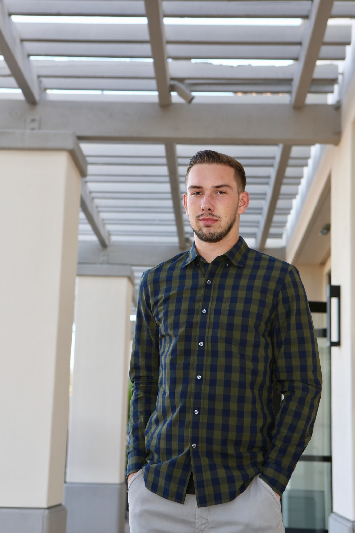 Georg Roth Men's Long Sleeve Shirt