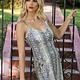 PELLONE SLINK Sequin Dress