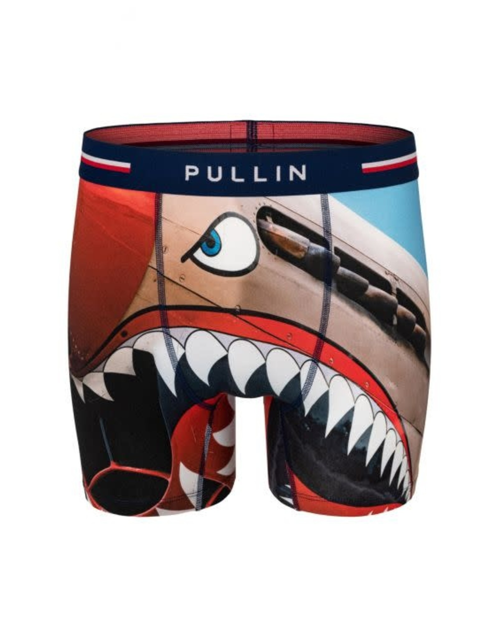 Pullin Fashion 2 Coton Imprime TIGERVOLANT