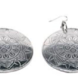 VESTOPAZZO Aluminum Antique Orecchini Earring