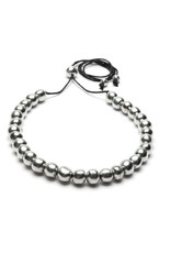VESTOPAZZO Aluminum Big Ball Necklace