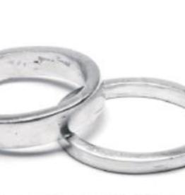 VESTOPAZZO Aluminum Cylinder Bracelet 2cm