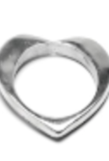 VESTOPAZZO Aluminum Heart Bracelet