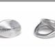 VESTOPAZZO Aluminum Spiral Ring