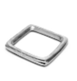 VESTOPAZZO Aluminum Square Bracelet