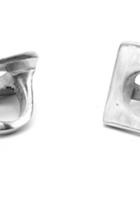 VESTOPAZZO Aluminum Square Ring