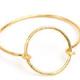 VESTOPAZZO Brass Round Bracelet