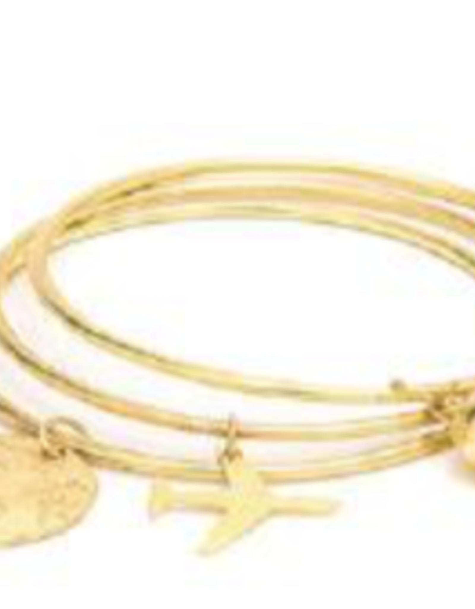 VESTOPAZZO Brass Travel Bracelet