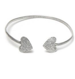 VESTOPAZZO Luces Heart Cuff Bracelet