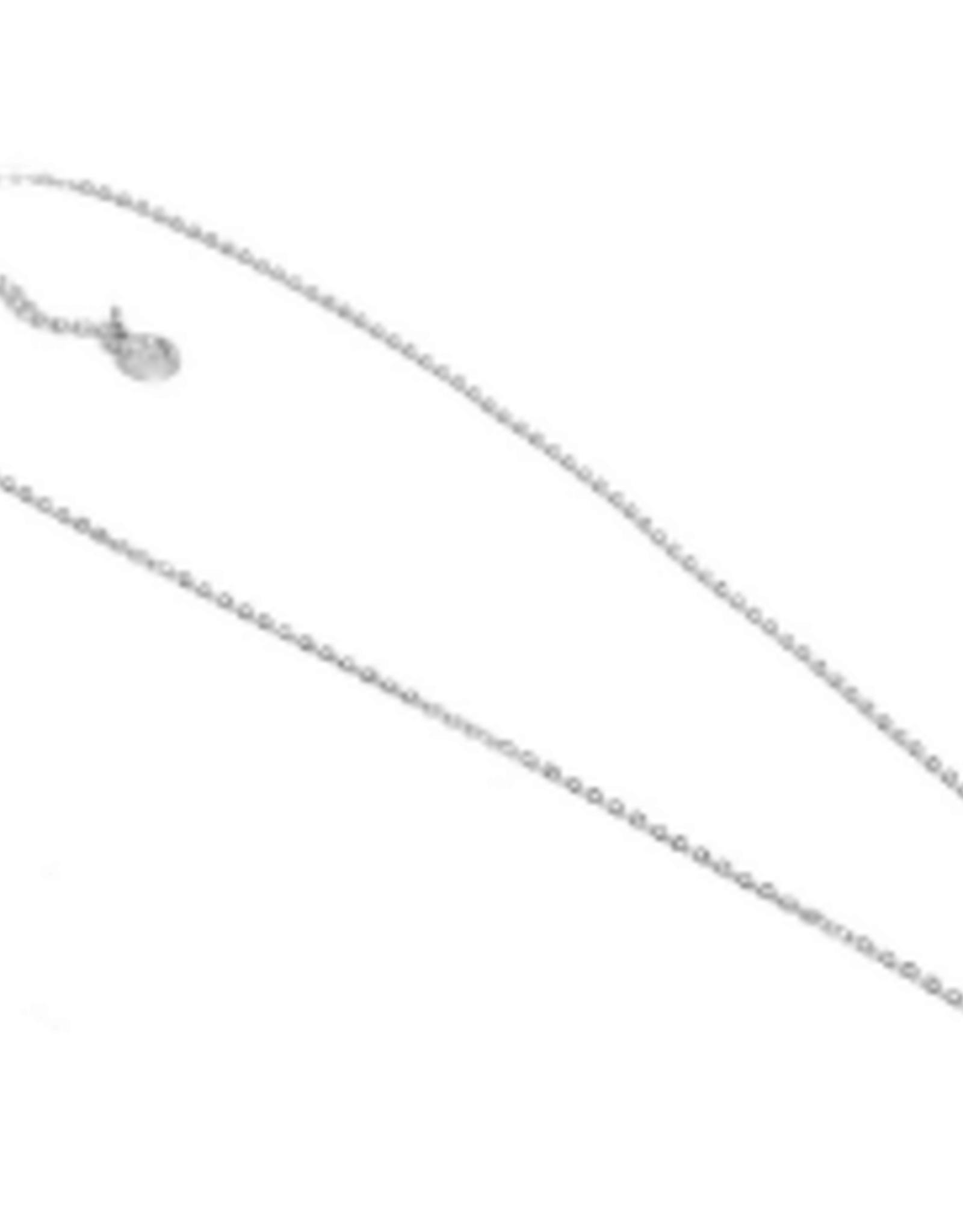 VESTOPAZZO Luces Heart Short Necklace