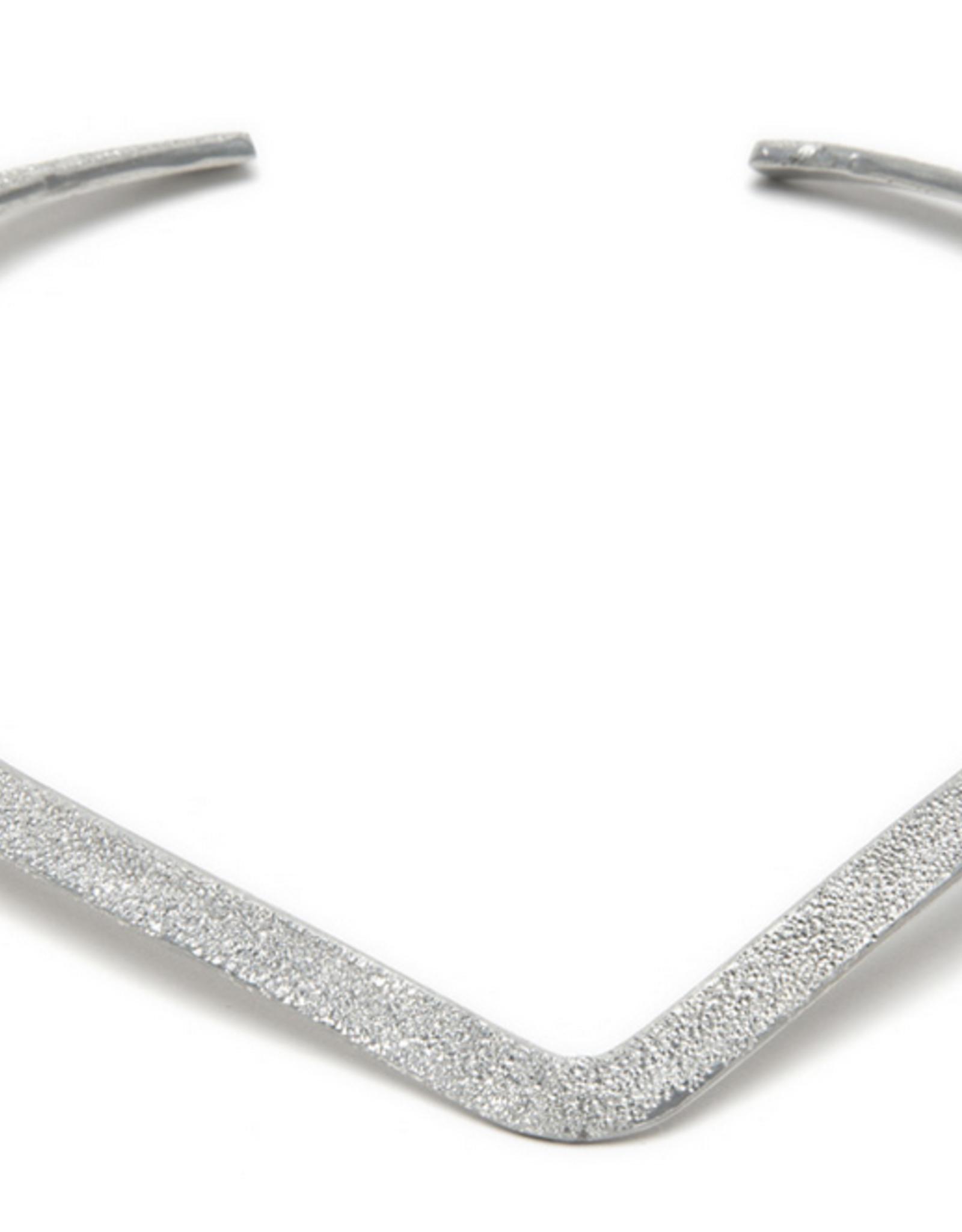 VESTOPAZZO Luces Pointy Collar Necklace