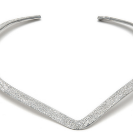 VESTOPAZZO Luces Pointy Collar Necklace