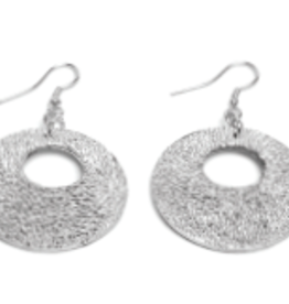 VESTOPAZZO Luces Circle Drop Earrings