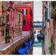 Wanderborn Artist Edition Scarf Morning in Venice