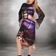 Priestley Garments Bacio Dress w/Sleeves