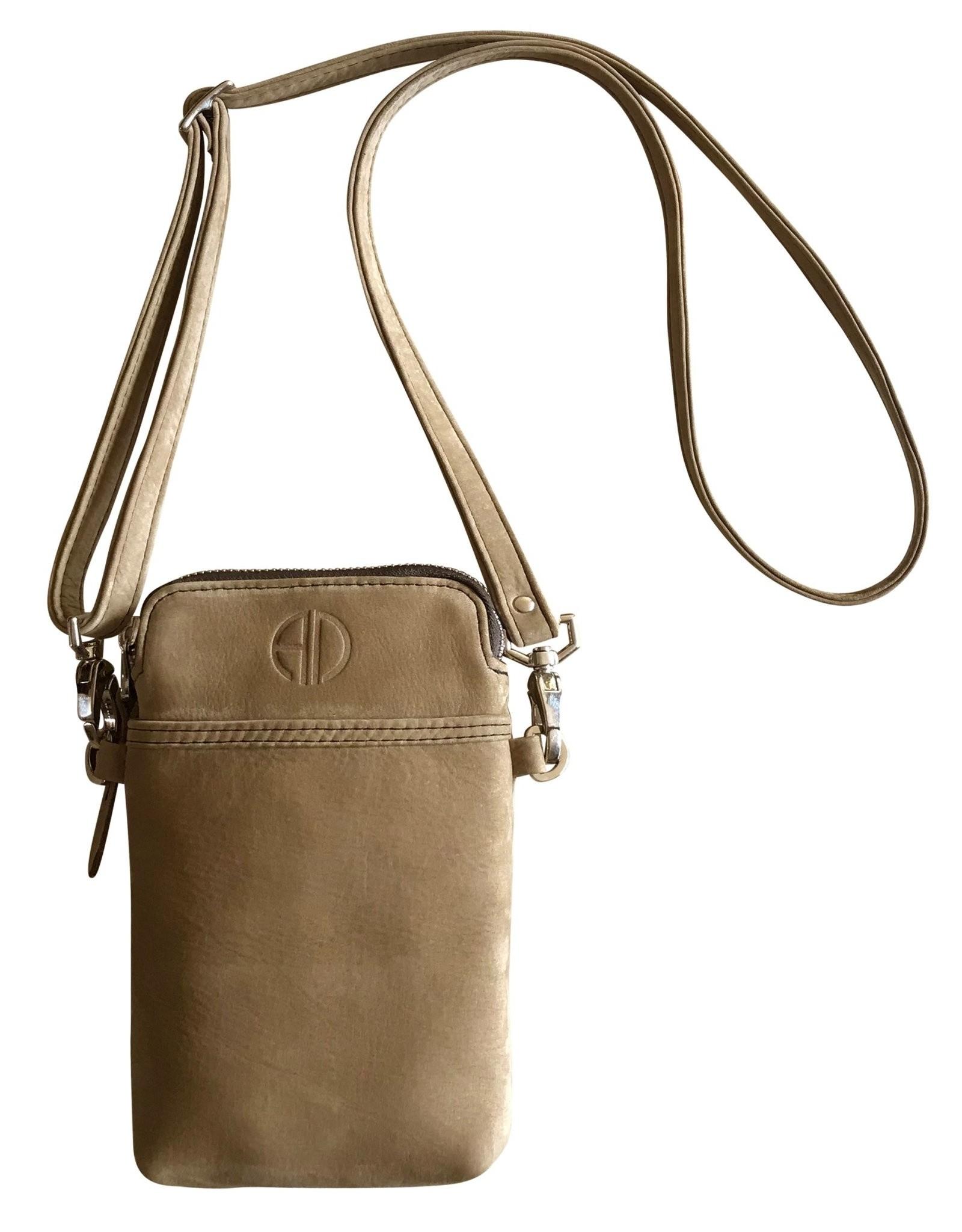 A Handmade Designs THE PASSPORT Crossbody Bag