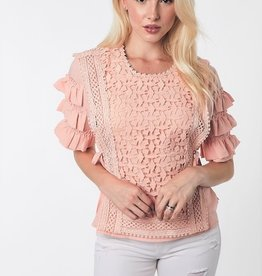 GOD Milkmaid Blouse