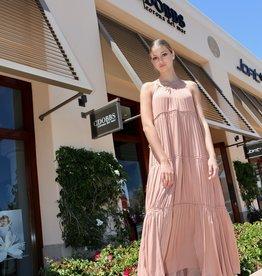 J. Chung Halter Maxi Dress