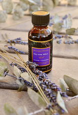 Meaningful Mantras 1oz Aromatherapy Wellness Oil