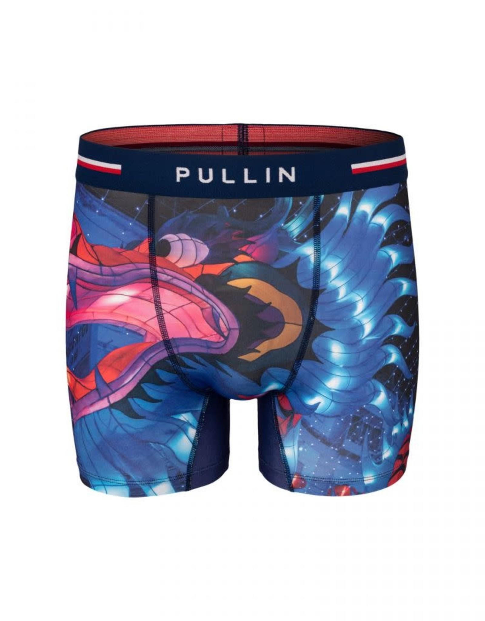 Pullin Fashion 2 BLUE DRAGON