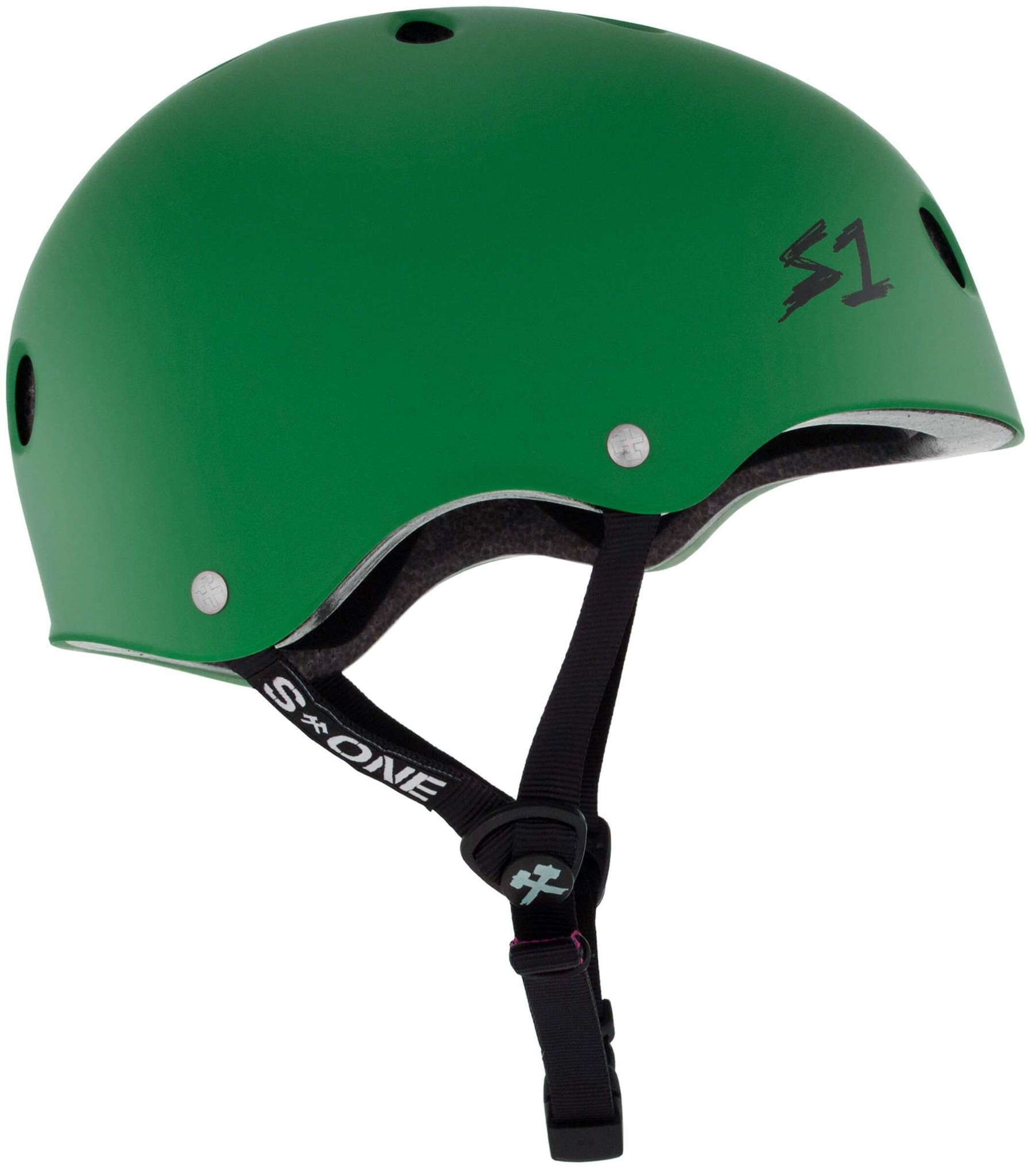 S1 LIFER HELMET - KELLY GREEN