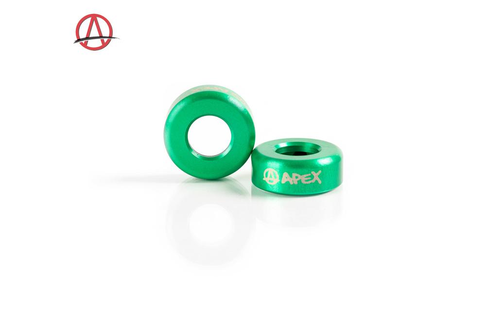 APEX BAR ENDS - GREEN