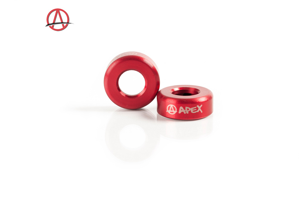 APEX BAR ENDS - RED
