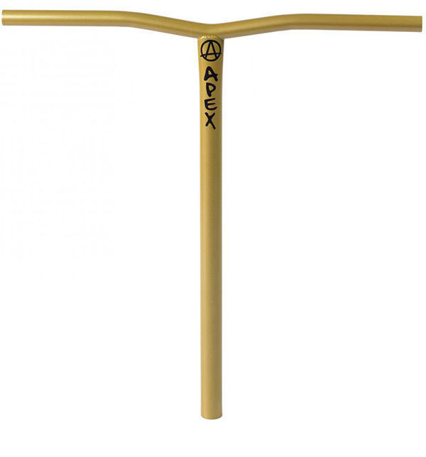 APEX BULL BARS - GOLD