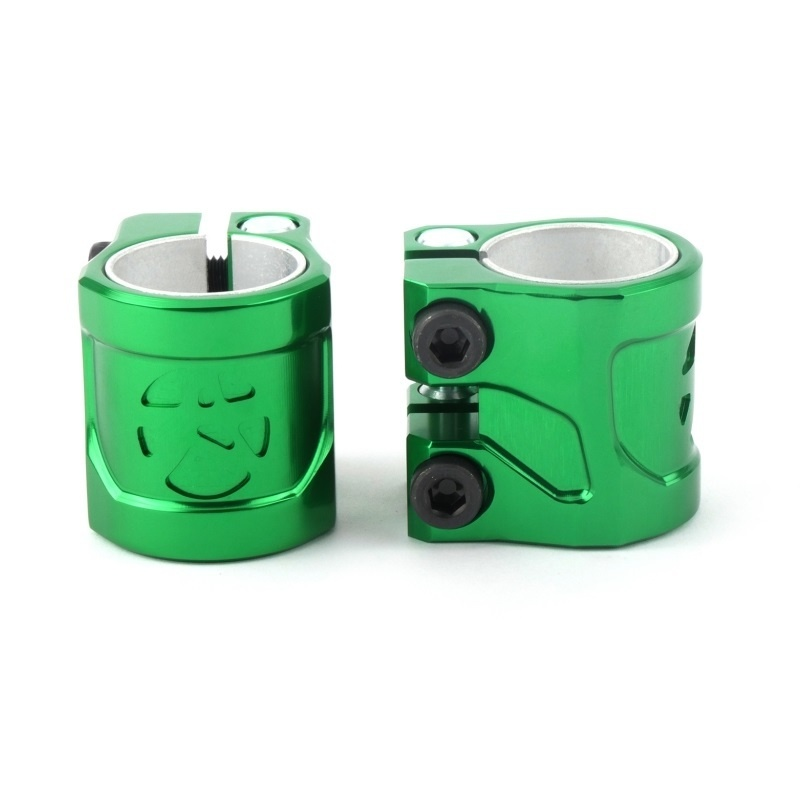 ADDICT SHEILD CLAMP GREEN