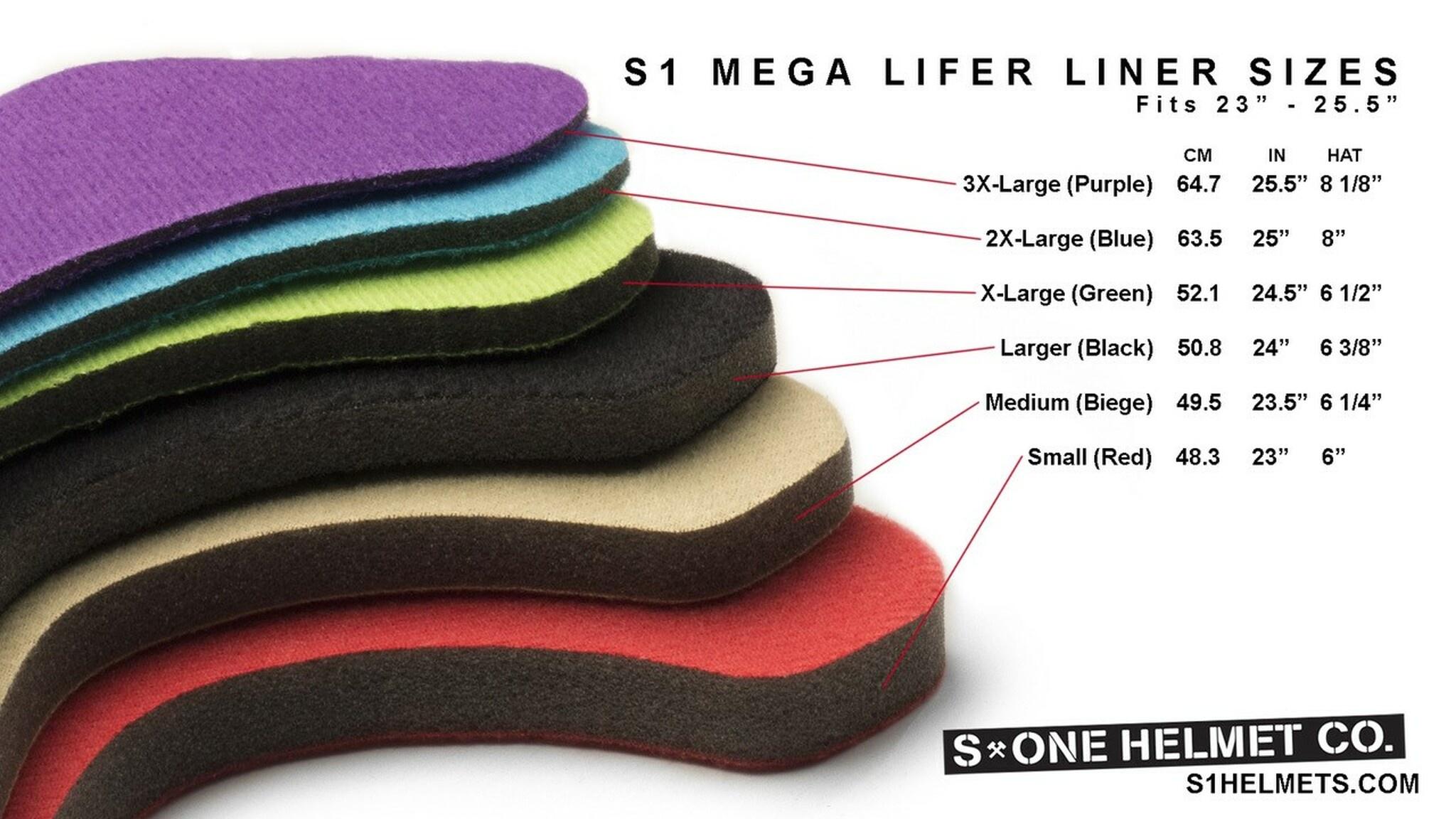 S1 Lifer Liner