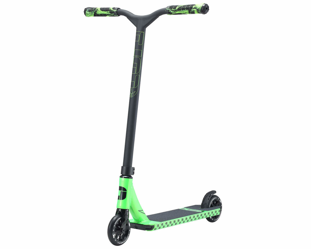 ENVY COLT SERIES 4 SCOOTER - GREEN