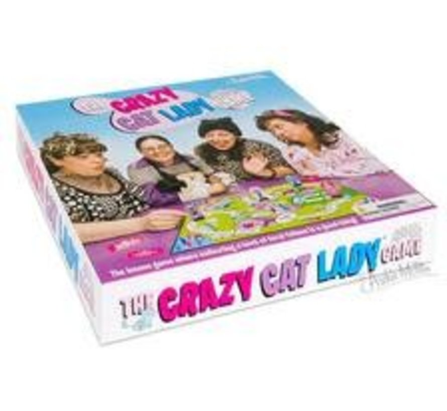 Crazy Cat Lady Board Game
