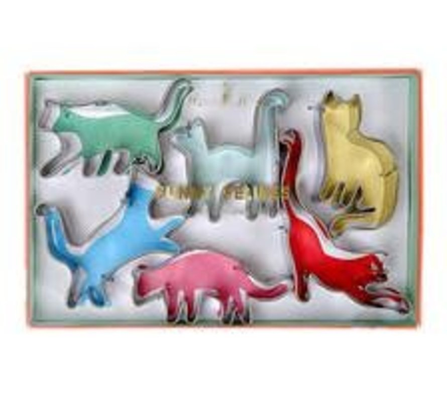 Bigglesworth Cookie Cutters