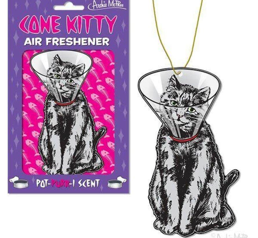 Lewis Cone Kitty Air Freshener