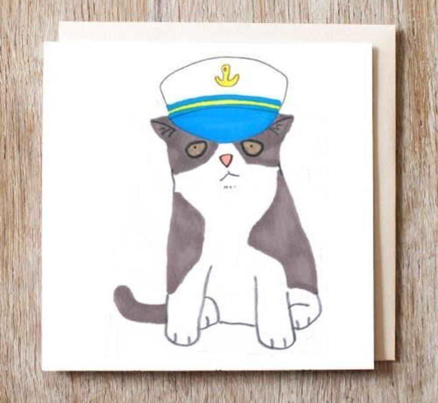 Howell the Millionaire Captain Cat