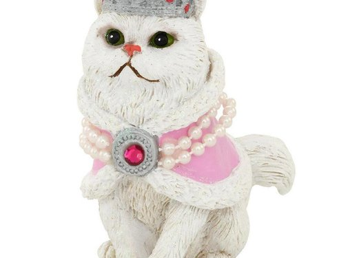 Harlow Princess Cat Ornament