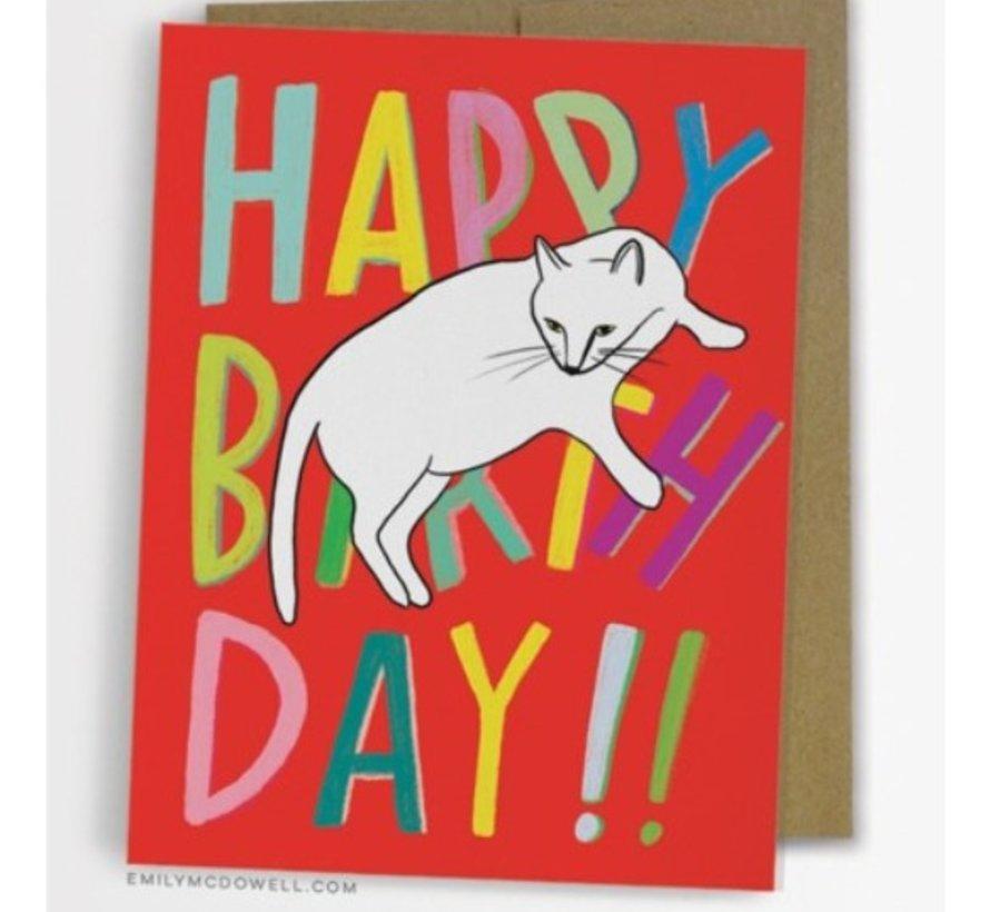 Isabella Birthday Card