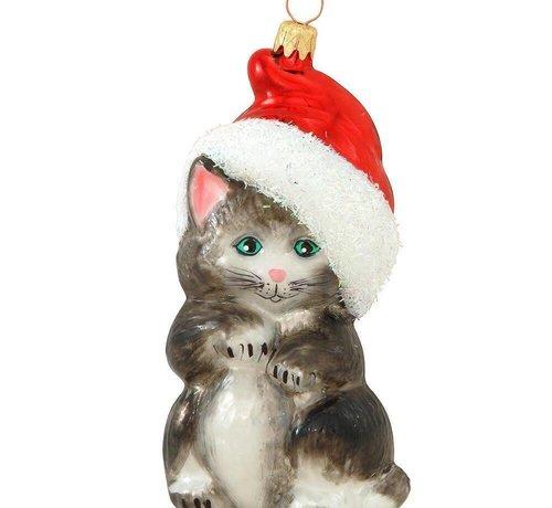 Joey Santa Christmas Ornament