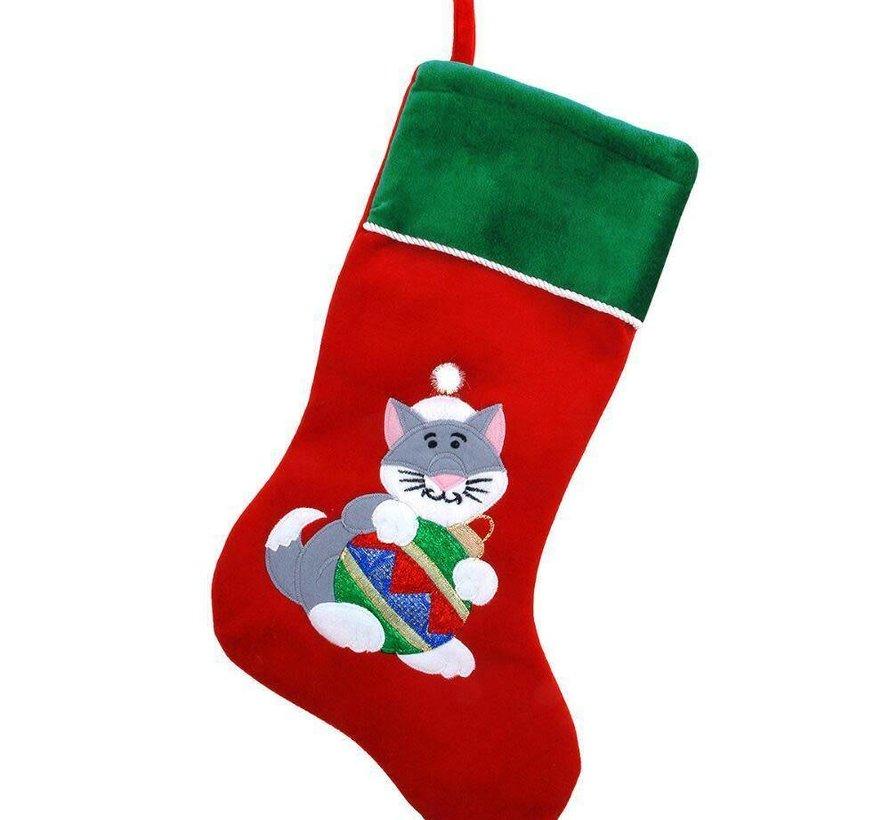 Kitana Velvet Christmas Stocking