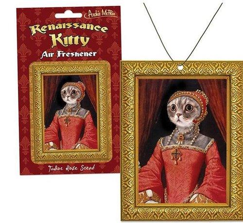 Liza Renaissance Kitty Air Freshener
