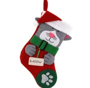 Olivia Cat Christmas Stocking