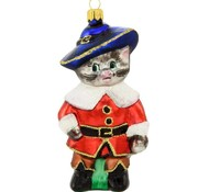 Pugwash Pirate Cat Ornament
